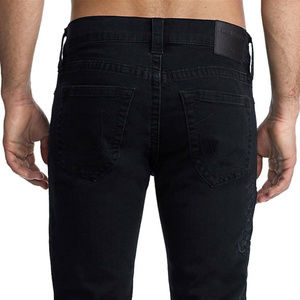 True Religion Men's Skinny Fit Stretch Jeans